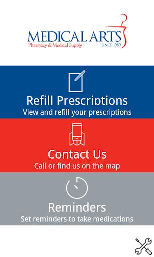 Medical Arts Pharmacy AR