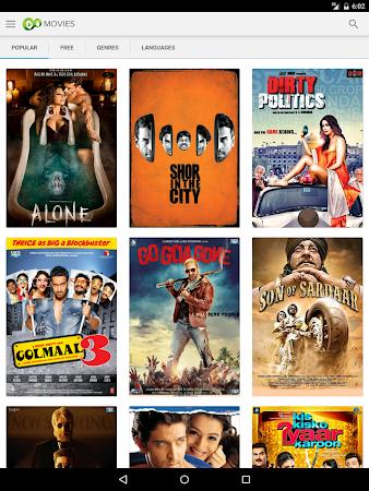 Eros Now: Watch Hindi Movies 3.1.8 screenshot 206314