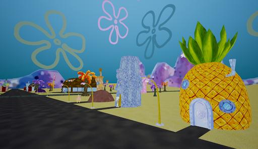 Bikini-Bottom in 3D (Sponge Bob) 1 screenshots 5