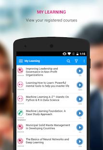ExpertusONE Mobile 4.5 - náhled