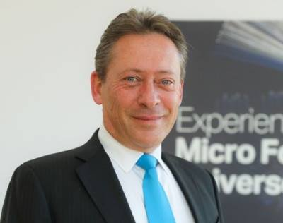 Gary de Menezes, ‎Country General Manager at ‎Micro Focus South Africa