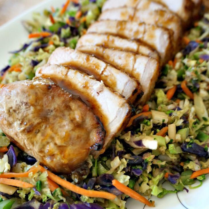 Hoisin BBQ Pork Tenderloin Recipe