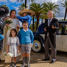 Fotógrafo de bodas Alberto Parejo (parejophotos). Foto del 13.11.2017