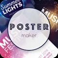 Poster Maker, Flyers, Banner, Ad, Poster Design
