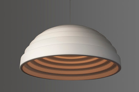 Nieuw: DOME akoestische lamp