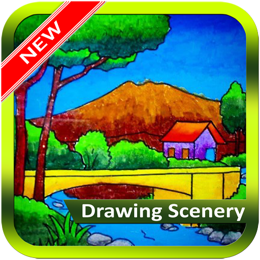 Drawing Scenery (app)