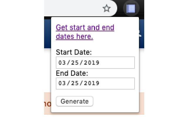 Schedule to Calendar