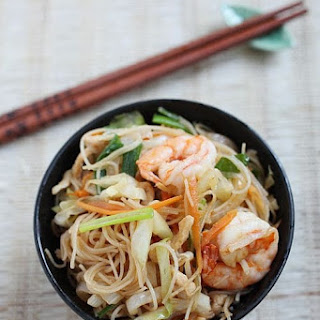 Fried Rice Noodles.