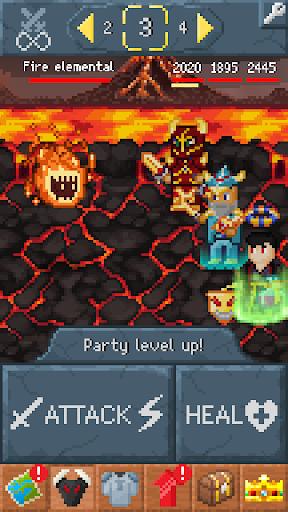 Pixel Tap Quest 1.0.9 screenshots 2