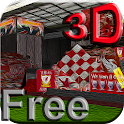 Liverpool Kop 3D LWP FREE icon