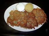 Crispy Fav Potato Pancakes Recipe