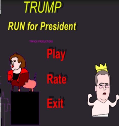 Donald Trump RUN for President