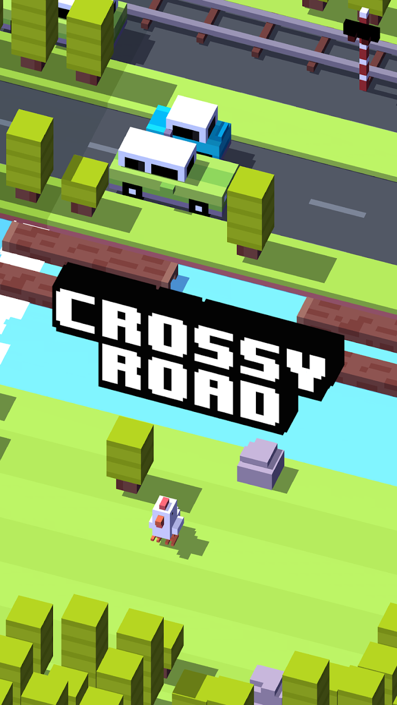 Crossy Road (MOD, Coins/Unlocked) 1
