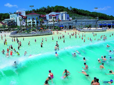 Caribbean Bay Water Park Tickets & Transfer - Touring Bird