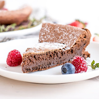 Flourless Chocolate Espresso Cake Recipes