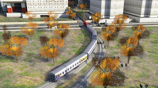 Train Simulator : Train Games ss3