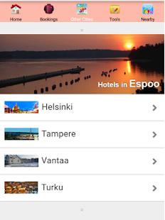 Espoo Hotels - náhled