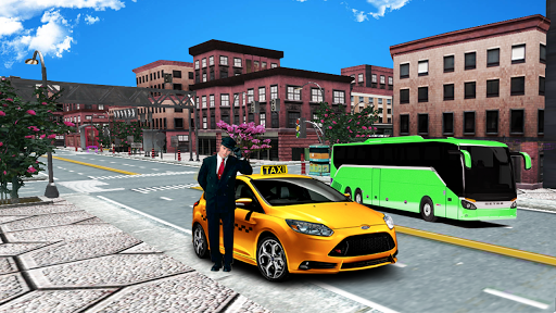 Car Games Taxi Game:Taxi Simulator :2020 New Games 1.00.0000 screenshots 9