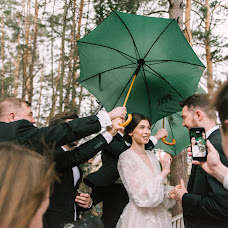 Wedding photographer Nastya Nikolaeva (NastyaEn). Photo of 07.06.2018