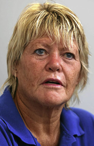 Glynnis Breytenbach. Picture: SUPPLIED