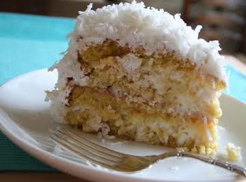 3 Day Coconut Cake