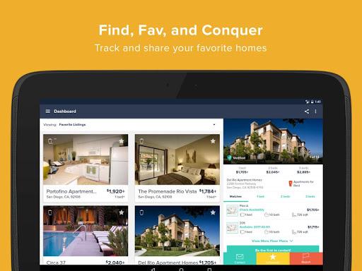 HotPads Apartments & Home Rentals 5.9 screenshots 9