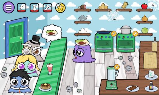 Moy 🍔 Restaurant Chef screenshot 8