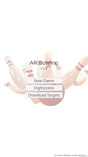 AR Bowling - náhled