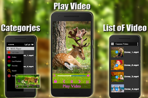 max Player Pro 1.0 screenshots 2