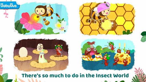 Little Panda's Insect World - Bee & Ant  screenshots 13