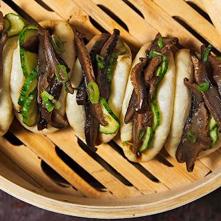Momofuku Shiitake Mushroom Steamed Buns Recipe