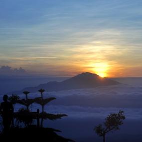 my sunshine by Ayah Adit Qunyit - Landscapes Sunsets & Sunrises ( sky, sunshine, sunrise, landscape, people )