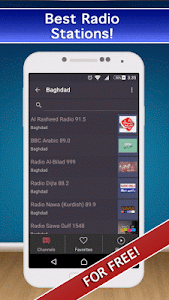 📻 Irak Radio FM & AM Live! screenshot 5