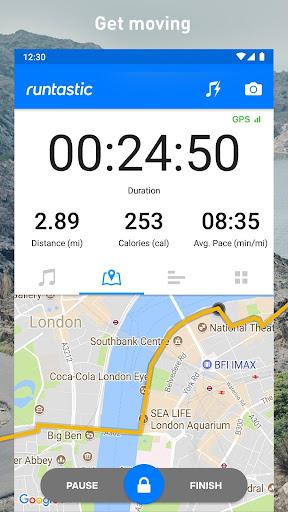 Runtastic Running App & Run Tracker 9.0 gameplay | AndroidFC 2