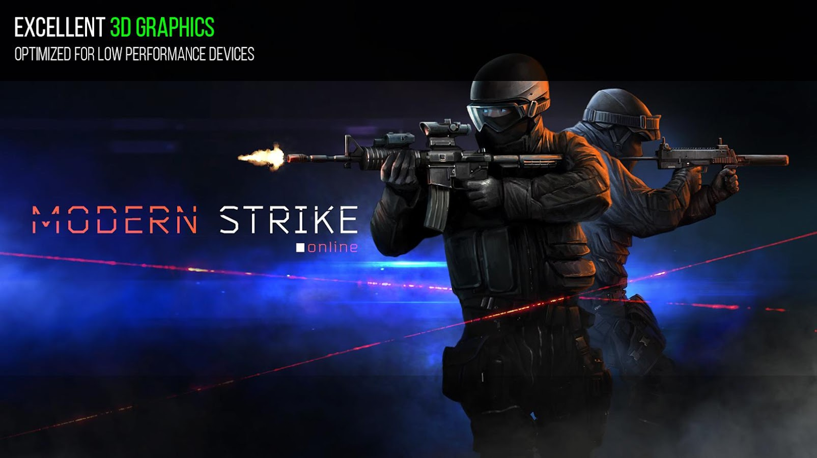 Modern Strike Online - FPS Shooting games free- screenshot