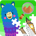 Pacca Alpaca - Travel Playtime icon