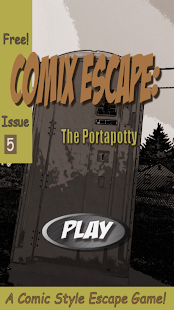 Comix Escape: The Portapotty- screenshot thumbnail