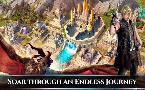 Final Fantasy XV: A New Empire for PC-Windows 7,8,10 and Mac apk screenshot 5
