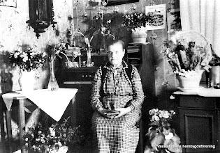 Photo: Granhult 1949 Alma Andersson