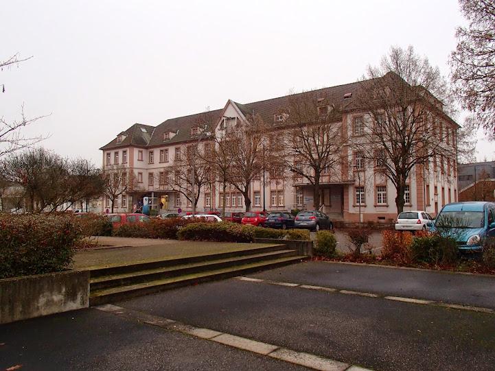 Le quartier Plessier à Altkirch