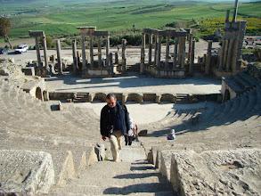 Photo: amfiteatr w Duggie