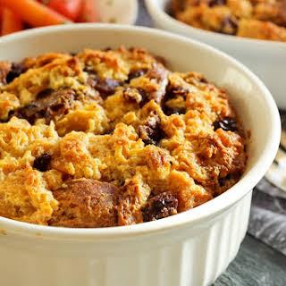 Sweet Potato Bread Pudding Recipes.