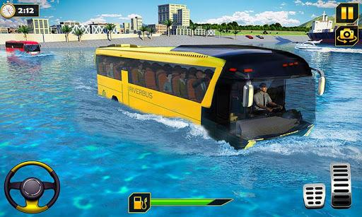 River Bus Driver Tourist Coach Bus Simulator  screenshots 4