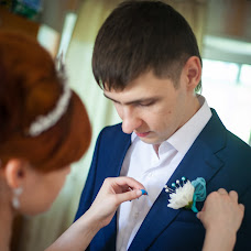 Wedding photographer Kseniya Novikova (noviksenia). Photo of 02.04.2016