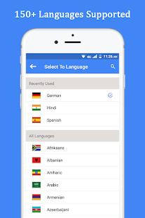 App Speak and Translate Voice Translator & Interpreter APK for Windows Phone
