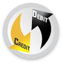 Account Book | Ledger Book | Credit & Debit icon
