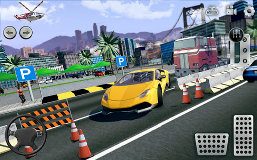 City Driving School Simulator: 3D Car Parking 2019 screenshots 24