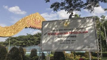 DPR Minta Pengambilalihan Aset Negara Tak Berhenti di TMII