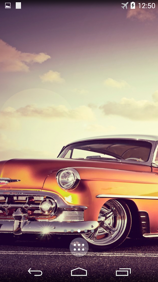 retro cars live wallpaper android apps on google play