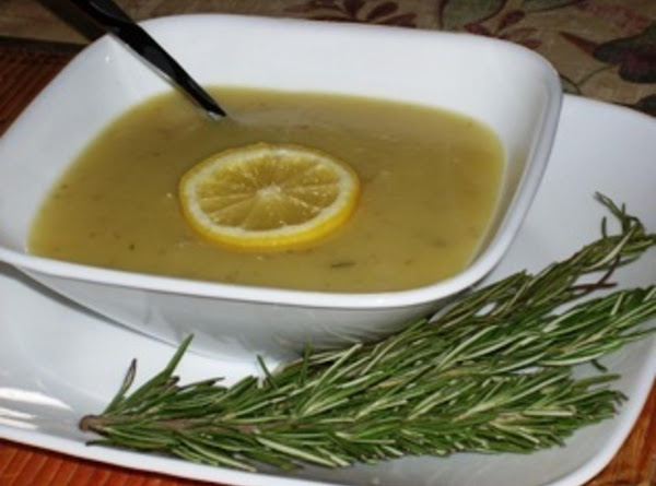(vichyssoise) Leek And Potato Soup Recipe